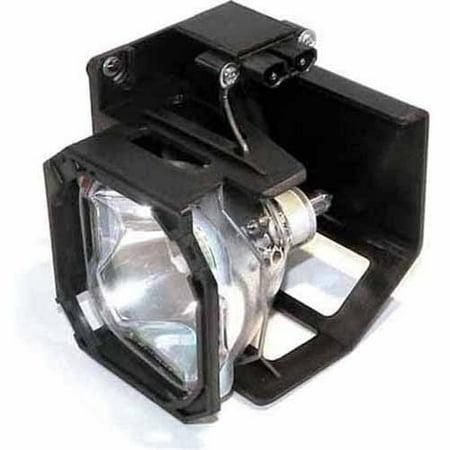915p028010 Lamp - Hi. Lamps Mitsubishi 915P028010 Replacement TV Lamp Bulb with Housing