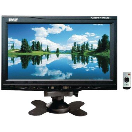 Pyle PLVHR75 7 Headrest Monitor with Stand & Headrest