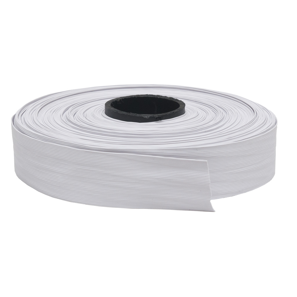 October Mountain String Silencer White 85 ft. Roll