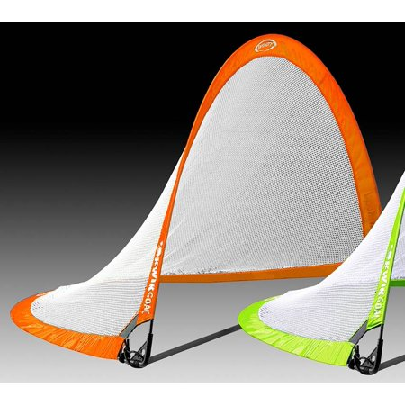 Hi Vis Large Pop-Up Goal in Orange ()