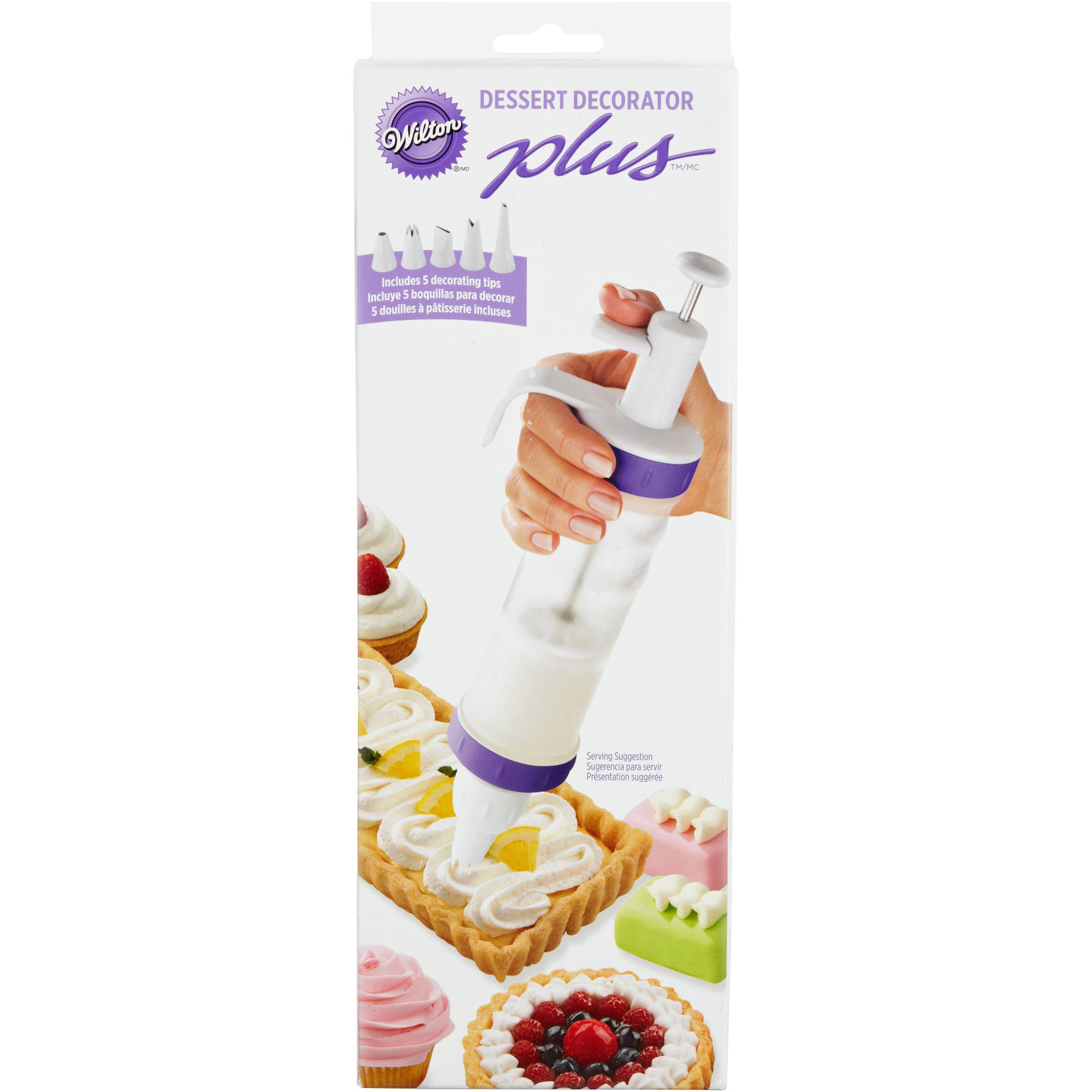 Wilton Dessert Decorator Plus 415-0906