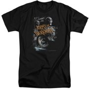 Mgm Army Of Darkness Covered Mens Big and Tall Shirt
