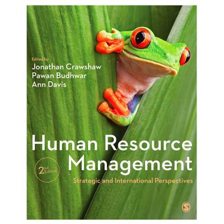 Human Resource Management : Strategic and International (Strategic Management A Dynamic Perspective Concepts And Cases)