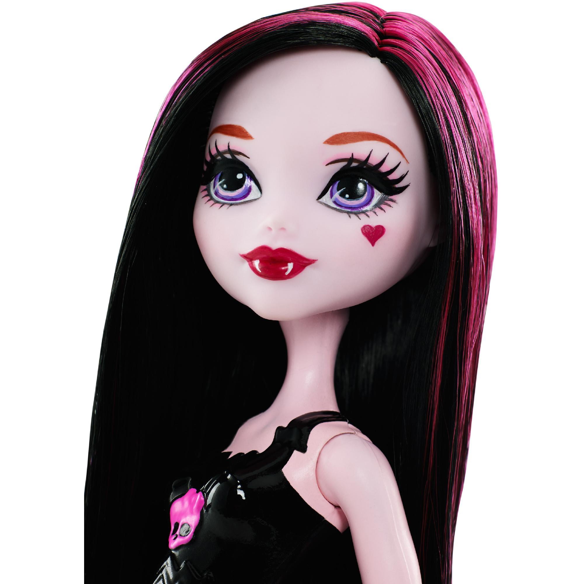 Uncategorized Monster High Draculaura monster high draculaura doll walmart com
