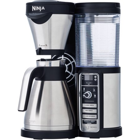 Ninja Coffee Maker Warranty : Ninja Coffee Bar with Auto IQ and Thermal Carafe - 4 Brew Types (CF085W) - Walmart.com