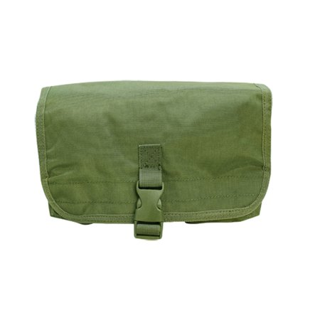 Molle Tactical Modular GAS MASK Pouch Carrying Case Vest Drum Bag PALS-OD