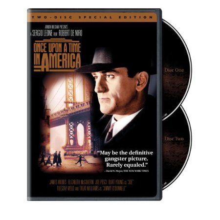 Once Upon a Time in America ( (DVD))