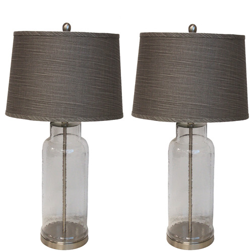 Urban Designs Betty Sue 30'' Table Lamp (Set of 2)
