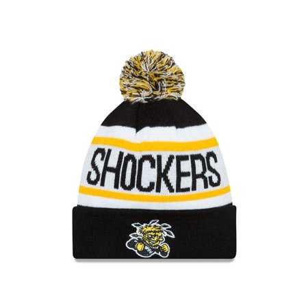 - Wichita State Shockers Biggest Fan Redux Knit Hat - Team Color