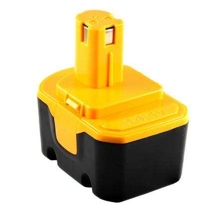14 4v 1 5ah replacement battery for ryobi 14 4v batteries. Black Bedroom Furniture Sets. Home Design Ideas