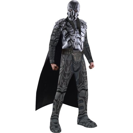 Superman Deluxe General Zod Adult Halloween Costume - Superman Different Costumes