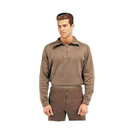 ECWCS Polypropylene Thermal Long Underwear - - Polypropylene Underwear Top