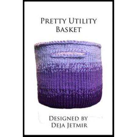 Pretty Utility Basket - eBook