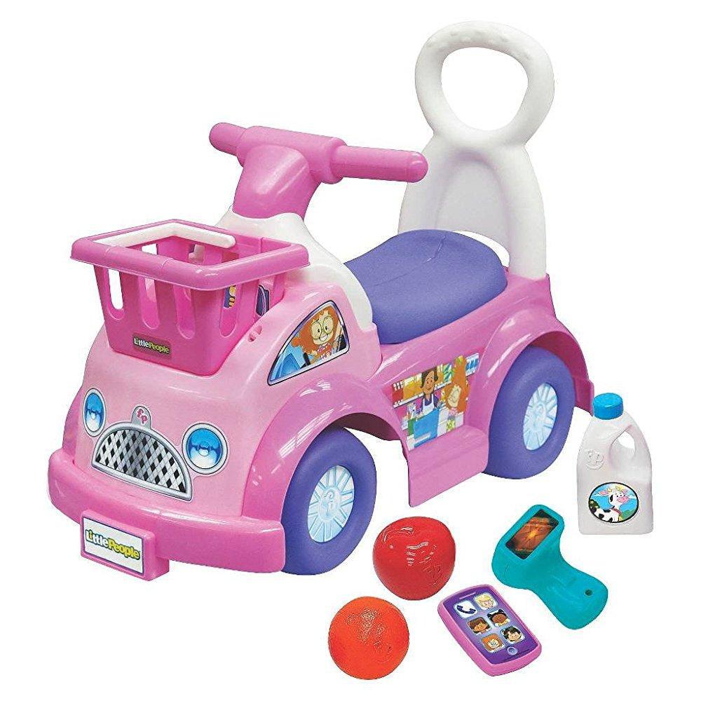 Little People Shop N' Roll Ride-On by VJ ELECTRONICS & MANUFACTORY