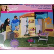 Barbie MAGICAL SOUNDS STABLE Playset (2000)