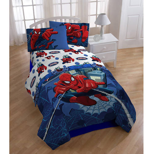 Spiderman Sheet Set