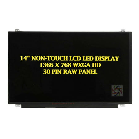 "New 14"" WXGA Replacement LCD LED Screen for Lenovo ThinkPad T440 20B6 Series"