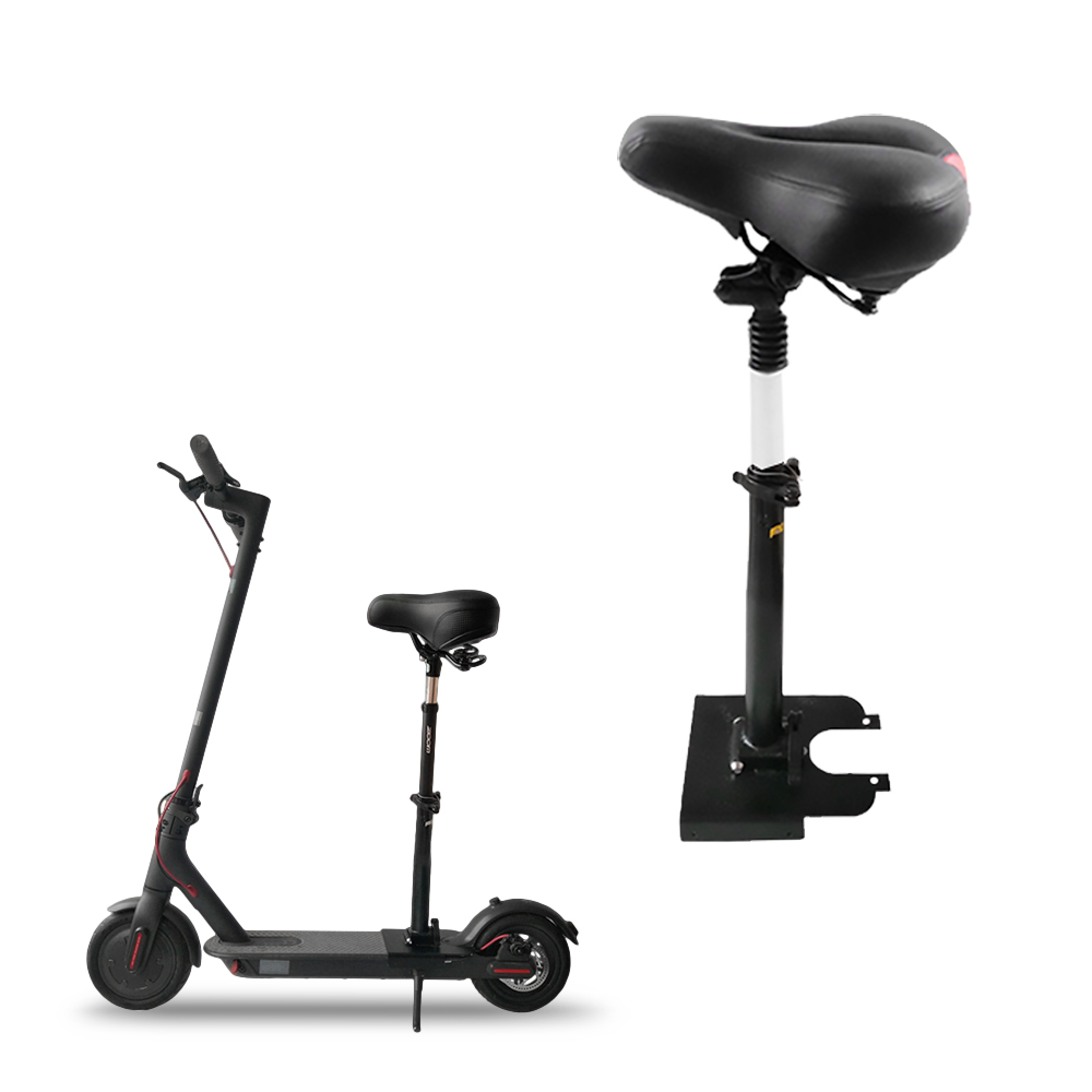 Details about  /1-2Pcs Folding Electric Scooter Seat Adjustable Saddle Seat for Xiaomi-M365 W7U0