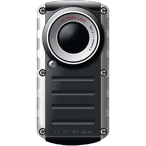 Vivitar DVR690-LIC HD Underwater Digital Video Recorder, Black