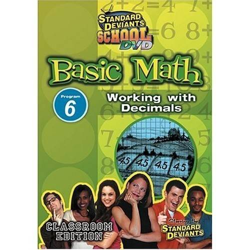 Basic Math Module 6: Working with Decimals by