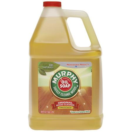 Murphy Oil Soap Wood Cleaner, Original - 128 fluid