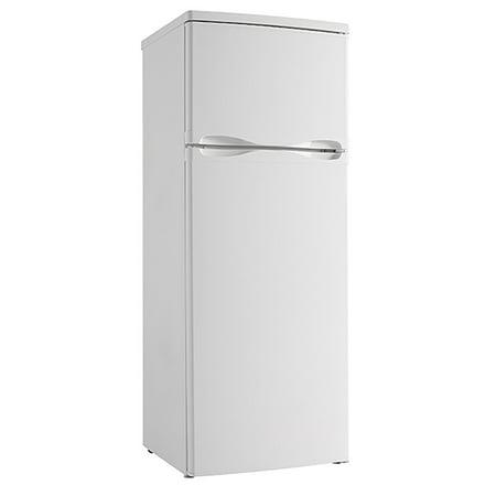 Danby 7.3 cu ft White Top Mount Refrigerator - Walmart.com