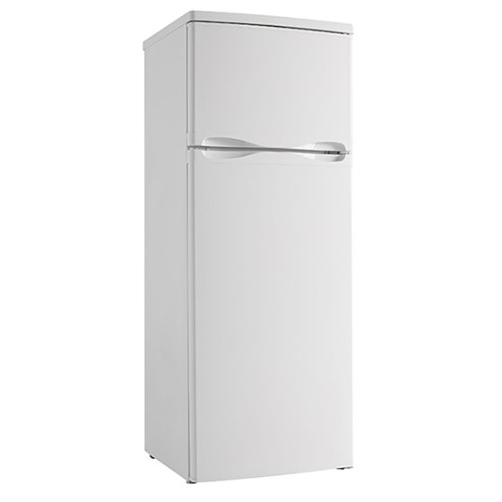 Danby 7.3 cu ft White Top Mount Refrigerator - Walmart.com