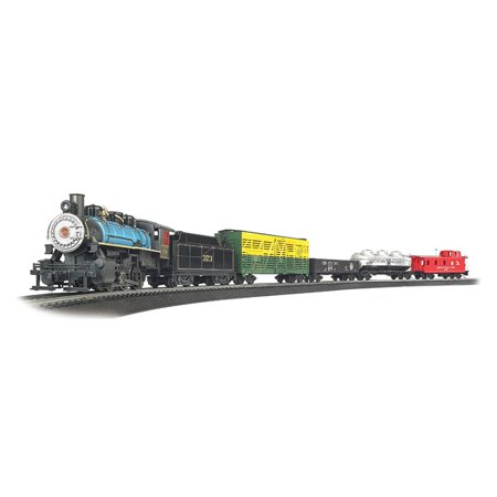 Bachmann Model Railroad - Bachmann Trains Chessie Special Coal 1:87 Ho Scale Electric Model Train Set