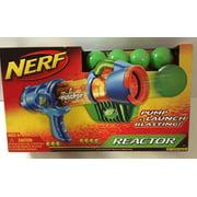 Nerf Reactor Blaster ~ Pump & Launch Blasting Toy Gun