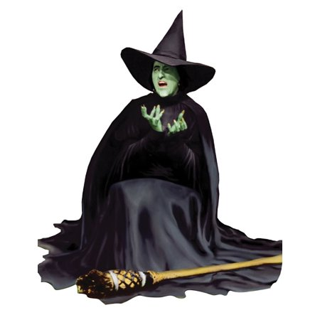 Wicked Witch Melting Standup, 4' Tall