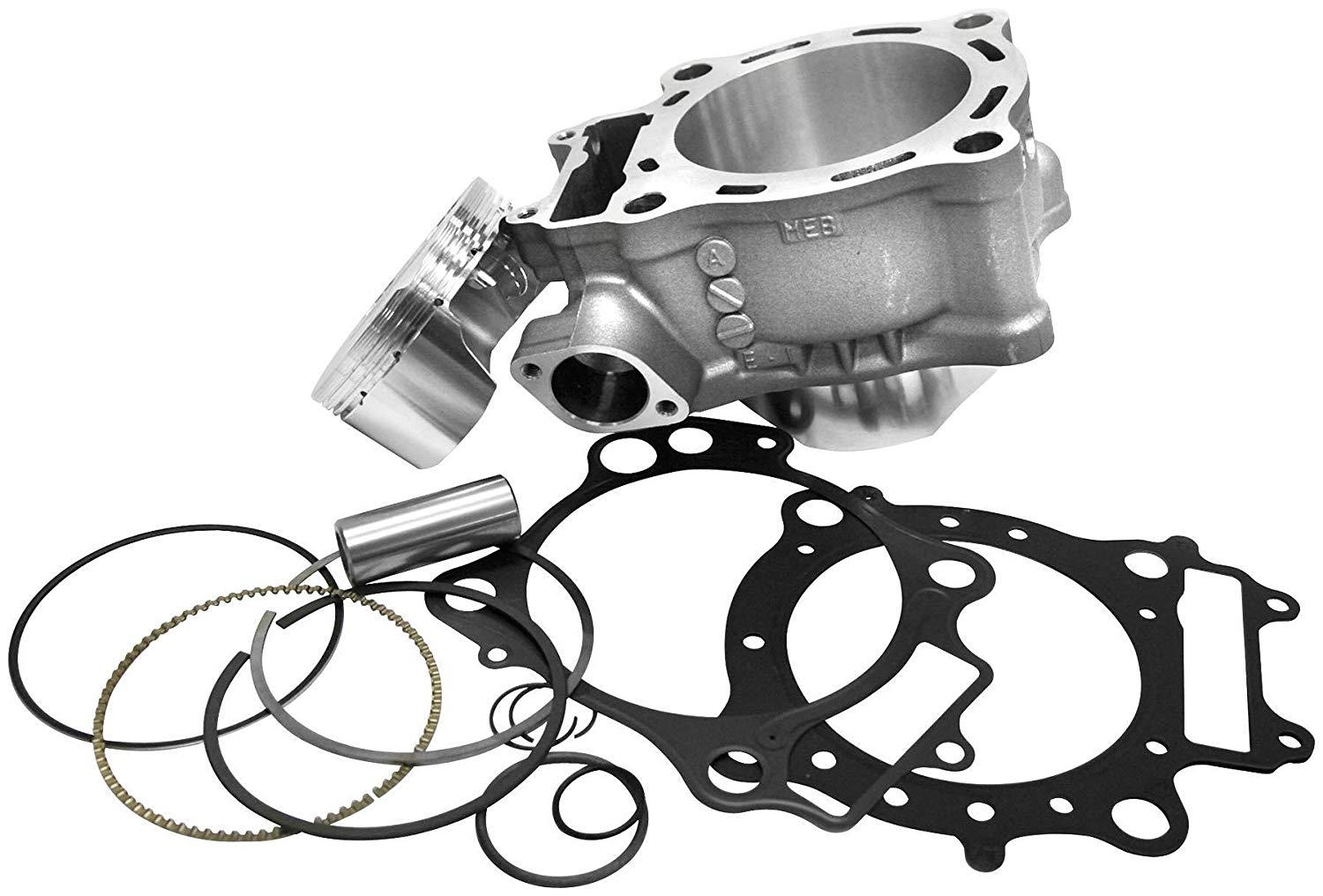 New Cylinder Works Standard Bore Cylinder Kit For Yamaha Wr 250 F 18