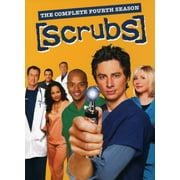 Scrubs: Season Four (DVD)