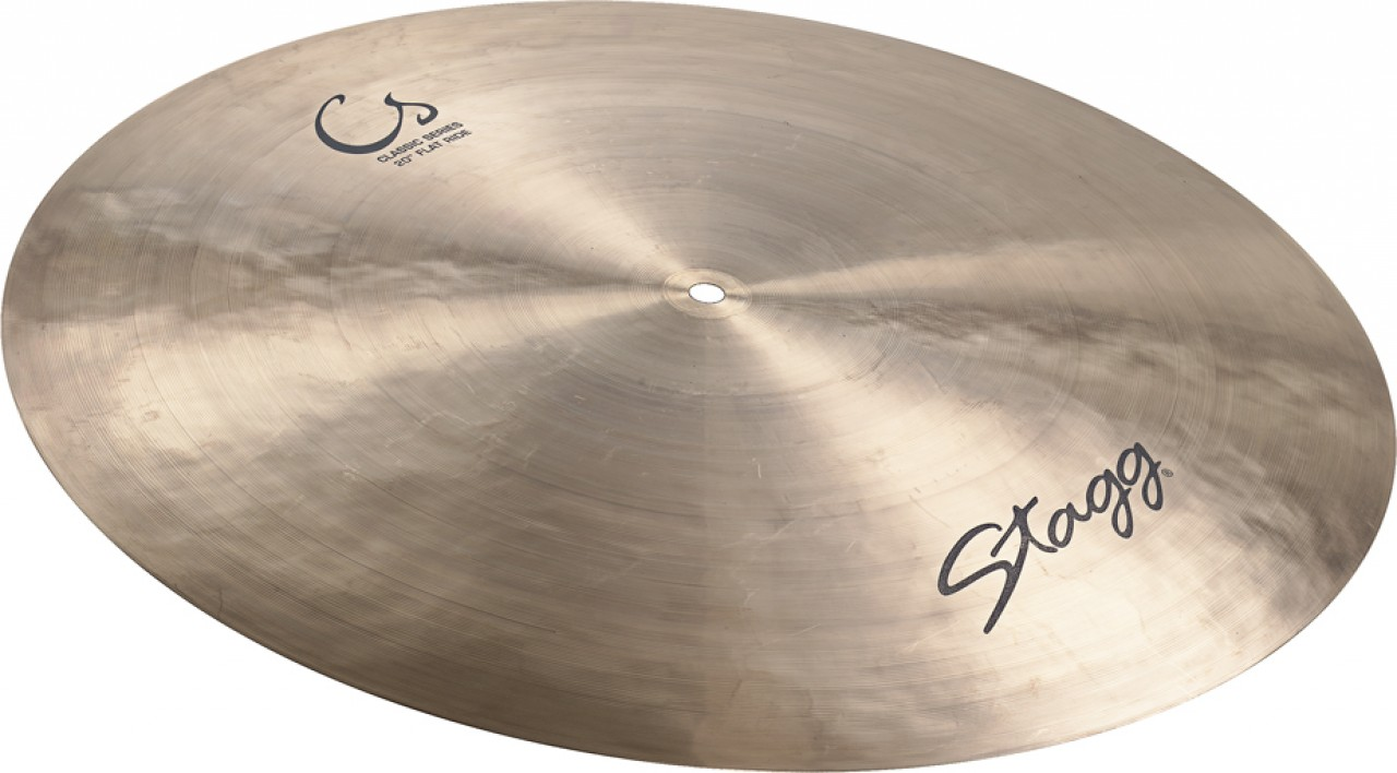 "Stagg CS-RF22 Classic Series 22"" Flat Ride Cymbal by Overstock"