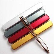 Micelec Fashion Mini Slim Portable Reading Glasses Pen Tube Case 1.00 - 4.00 Diopter