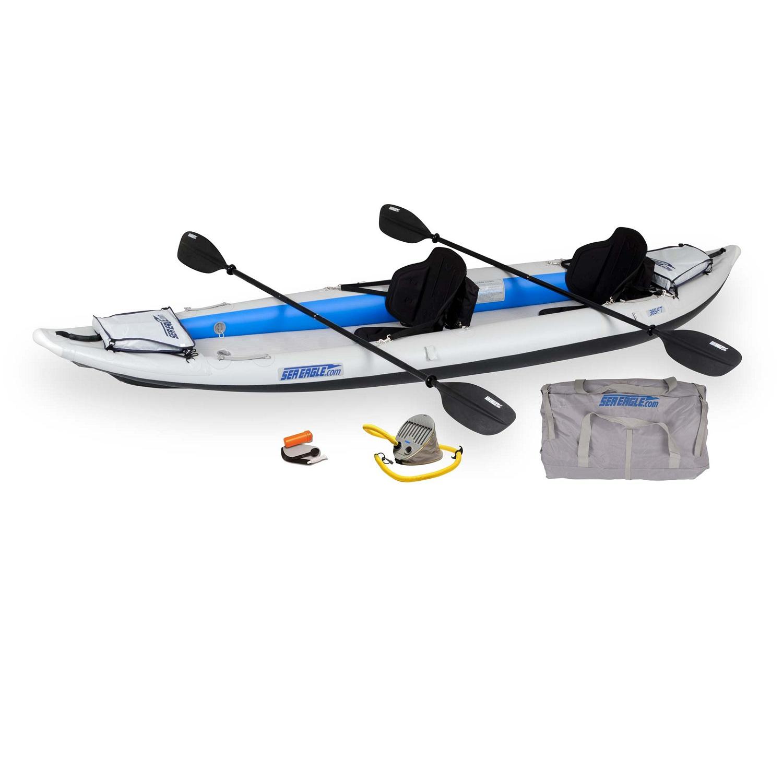 Sea Eagle FastTrack 385FTK Inflatable Kayak Pro by Sea Eagle