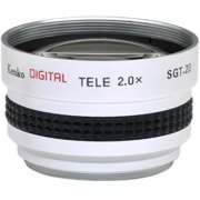 2x Telephoto Conversion Lens for Sony DCR-DVD403 DVD203 DVD92 HC90