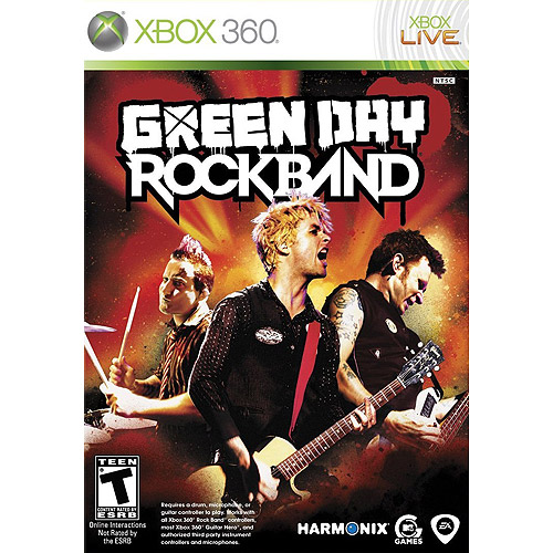Rock Band: Green Day - game only (Xbox 360)