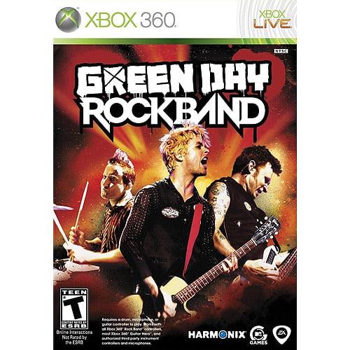 Electronic Arts, Inc Green Day: Rock Band  -  Xbox 360