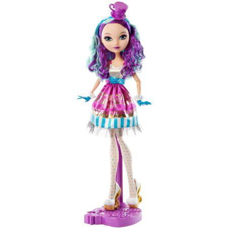 "Ever After High Way Too Wonderland Madeline Hatter 17"" Doll by"