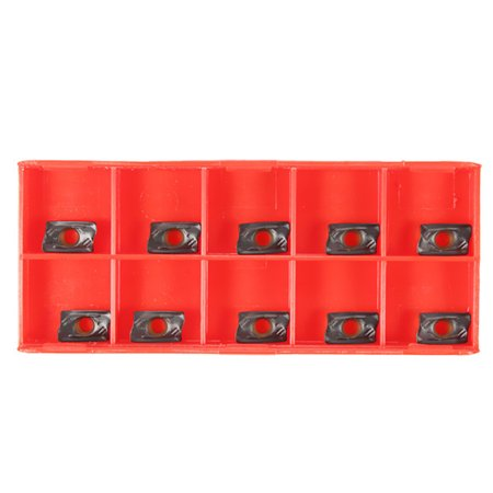 10Pcs Hard Alloy R390-11T308M-PM 4230 Carbide Inserts CNC Blade Tool |  Walmart Canada