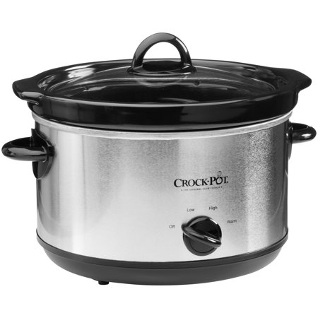 Crock Pot   The Original Slow Cooker 5 Qt Box