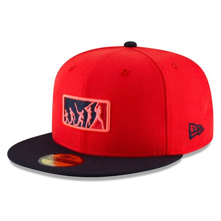 Boston Red Sox New Era 2018 Players' Weekend Team Umpire 59FIFTY Fitted Hat - Red/Navy
