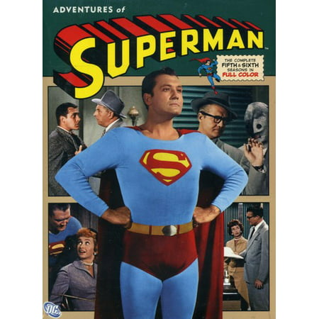Adventures of Superman: The Complete Collection (DVD) (Paul And Young Ron Halloween)
