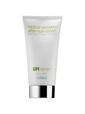 COOLA Radical Recovery After-Sun Lotion Moisturizer, 6 Oz