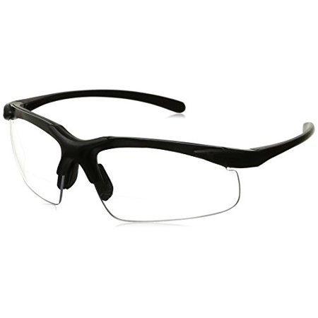 Airsoft Safety Glasses - Apex clear bifocal airsoft safety glasses 1.5 power