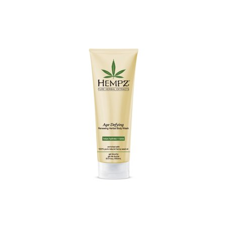 Hempz Age Defying Renewing Herbal Body Wash - 8.5 oz.