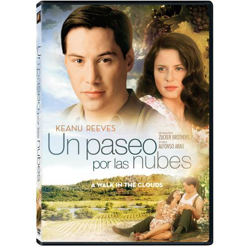 A Walk In The Clouds  Spanish Packaging   Widescreen  Full Frame