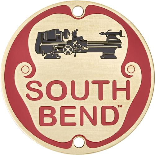 South Bend SB1319 Nameplate 90mm by