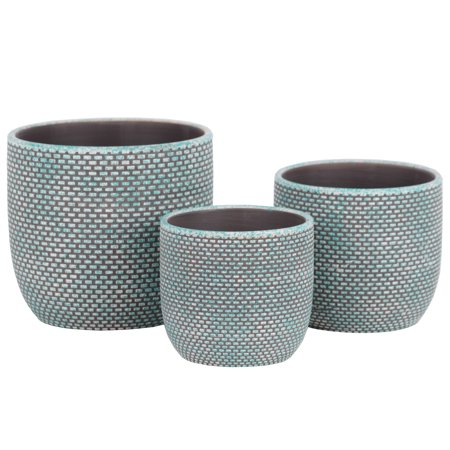 Urban Trends Collection: Terracotta Planter Painted Finish