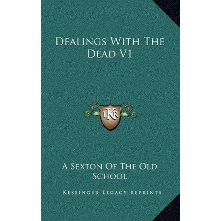 Dealings with the Dead V1 - image 1 de 1